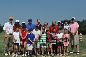 07-11-11_Junior Golf Clinic