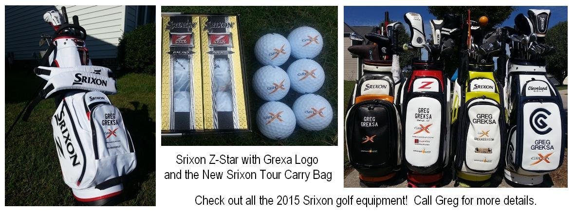 Srixon GOLF PANEL PICTURES